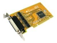 IO Sunix PCI 4x Seriell Low Profile (SER5056AL)