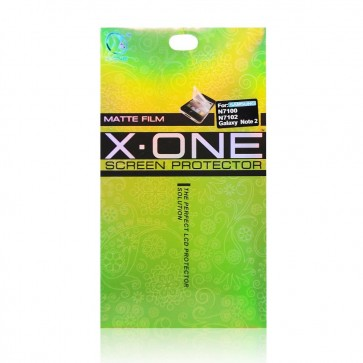 "Screen Protector LCD X-One - APP IPHO 6 5,5"" - Matte Film"