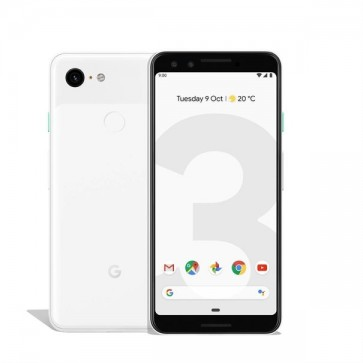 Google Pixel 3 64GB clearly white DE