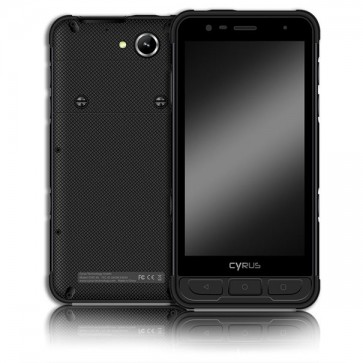Cyrus CS45XA Dual Sim 64GB black DE