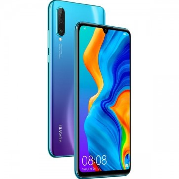 Huawei P30 lite NEW EDITION Dual Sim 6+256GB peacock blue DE