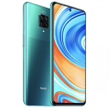 Xiaomi Redmi Note 9 Pro Dual Sim 6+128GB tropical green DE