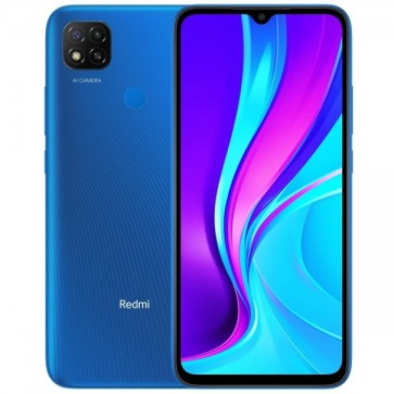 Xiaomi Redmi 9C Dual Sim 2+32GB twilight blue DE