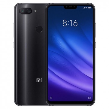 Xiaomi Mi 8 lite Dual Sim 6+128GB midnight black EU