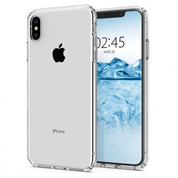 SPIGEN Liquid Crystal for Iphone XS Max crystal clear
