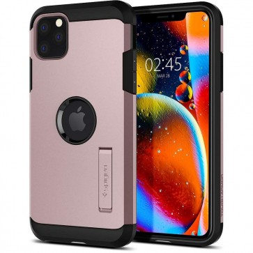 SPIGEN Tough Armor for Iphone 11 PRO Max ( 6.5 ) rose gold