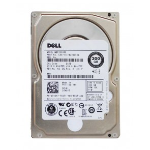 DELL used SAS HDD 0740Y7, 300GB, 10K, 6Gbps, 2.5""