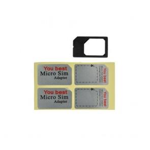 MicroSim Card Adapter Sim