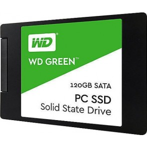 "SSD 2.5"" 120GB WD 3DNAND Green S120G2G0A SATA3"