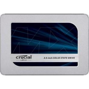 "SSD 2.5"" 250GB Crucial MX500 Series SATA 3 Retail"