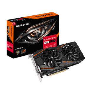 GIGA VGA AMD 8GB RX590 GAMING H/3xDP