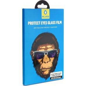 "5D Mr. Monkey Glass - Apple Iphone XS Max/11 Pro Max   6,5"" black (Strong Anti-Blue)"