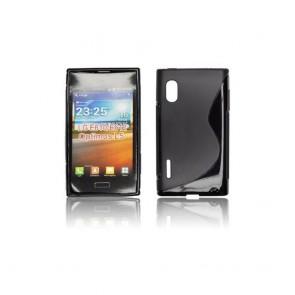 Back Case S-line - LG L5 black