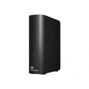 "Σκληρός δίσκος WD HDex 3.5"" USB3 2TB Elements Desktop black"