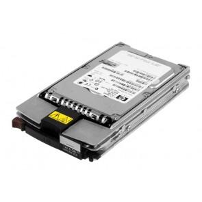 "HP used SAS HDD 286716-B22, 146GΒ 10K, 3.5"" με Tray"