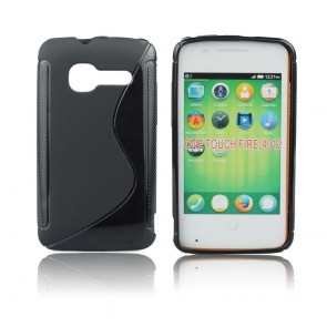 Back Case S-line - ALC One Touch Fire (4012) black
