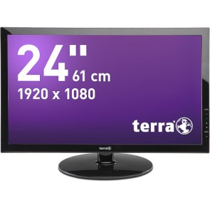 TERRA LED 2450W piano black DVI GREENLINE PLUS #1