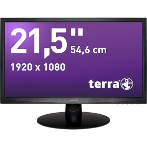 TERRA LED 2212W DVI GREENLINE PLUS (black)