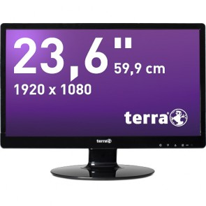 TERRA LED 2445W schwarz DVI GREENLINE PLUS #5