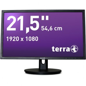 TERRA LED 2235W HA schwarz DP+HDMI GREENLINE PLUS #4