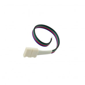 CONNECTOR FOR LED RGB STRIPS