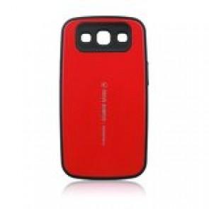 Θήκη Back Cover Focus Mercury για Samsung Galaxy S3 i9300  (Κόκκινο)