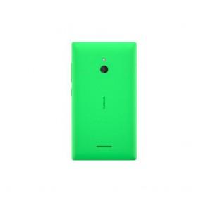 Original case Nokia CC-3080 Shell green for Nokia  X/X+ Dual Sim