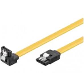 Kabel SATA3 (6Gb) ca. 50cm intern Down Clip