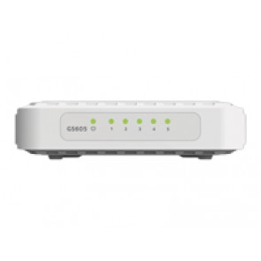 Netgear 5Port Switch 10/100/1000 GS 605