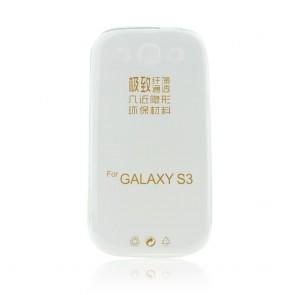 Back Case Ultra Slim 0,3mm - SAM i9300 Galaxy  S3 transparent