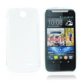 Back Case S-line - HTC Desire 310 transparent