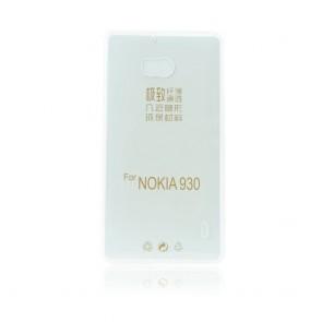 Back Case Ultra Slim 0,3mm - NOK 930 transparent