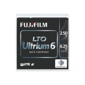 Cartridge Fuji LTO6 Ultrium 2,5TB/6,25TB