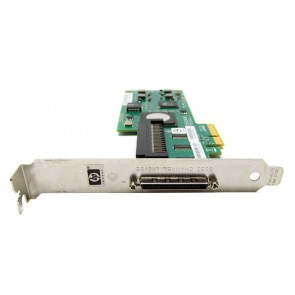 HP used Host Bus Adapter SC11Xe Ultra320, Single Channel, PCIe 4x SCSI