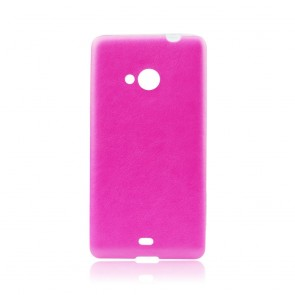 Jelly Case Leather  - SON Z5 mini pink