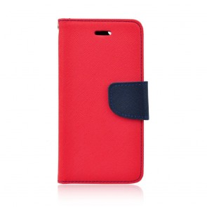 Fancy Book case for  HUAWEI Mate 30 Pro redfor navy