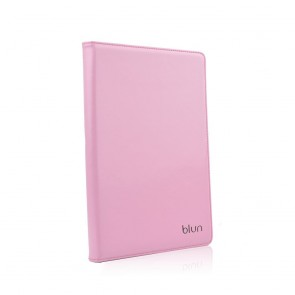 "Blun universal case for tablets 10"" pink (UNT)"