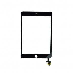 Touch Screen iPad mini 3 black with IC ( A1599, A1600 )