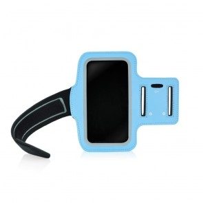 Sport Case Armband (Apple Iphone 5) HSK-01 blue