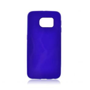 Jelly Case Flash  - SAM Galaxy S6 Edge purple