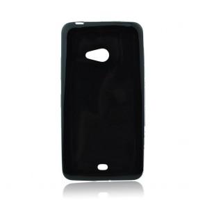 Jelly Case Flash  - HUAWEI P8 Lite black