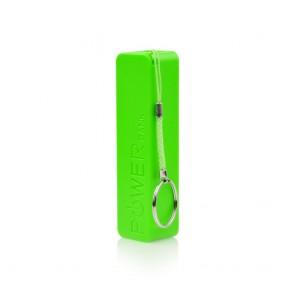 External Battery (Power Bank) 2200mAh green PERFUME