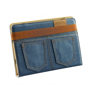 """Blun universal case for tablets 8"""" JEANS"""