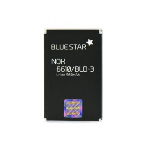 Battery NOK 6610/3200/7250 900 mAh Li-Ion Blue Star