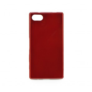 Jelly Case Flash  - SON Z5 mini red