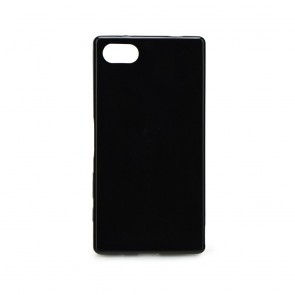 Jelly Case Flash  - SON Z5 mini black