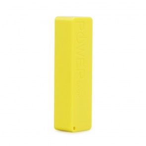 Power Bank PERFUME - 2600  mAh Blun yellow