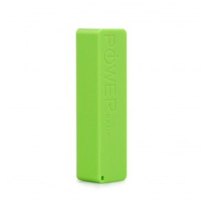 Power Bank PERFUME - 2600  mAh Blun green