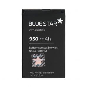 Battery for Nokia 5310 Xpress Music/7310 Supernova 950 mAh Li-Ion (BS) PREMIUM