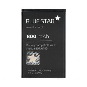 Battery for Nokia 6101/6100/5100 800 mAh Li-Ion Blue Star